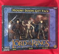 Lord of the Rings Return of the King: Mount Doom - 3 x Action Figure Gift Pack